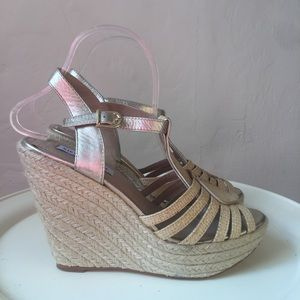Steve Madden Angie Wedge Sandals